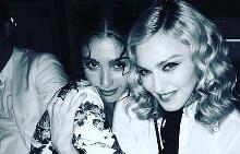 Мадона отпразнува рождения си ден в Куба