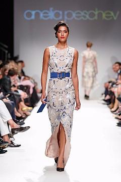 Anelia Peschev на Седмицата на модата във Виена