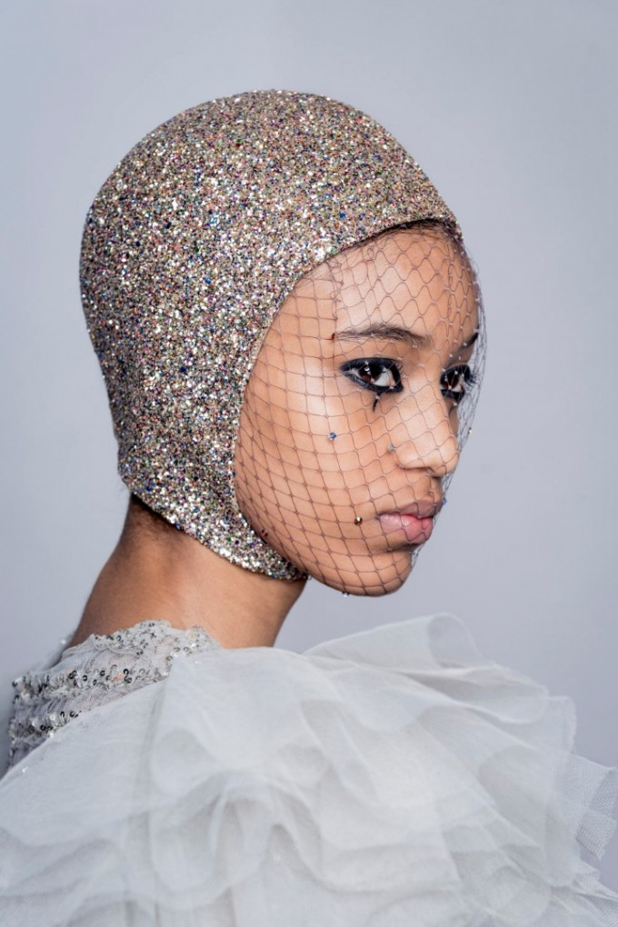 SPRING-SUMMER 2019 HAUTE-COUTURE, DIOR SHOW BACKSTAGEDIOR MAKE-UP CREATED AND STYLED BY PETER PHILIPS