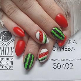 Вероника Койчева, Vladislavovo Nails, Варна