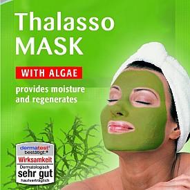 Маска с планктон и морски перли за възстановяване на стресирана кожа Thalasso Mask на Schaebens