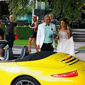 Сватбата на Румънеца и Божидара