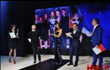 Наталия Гуркова връчи наградата на Любен Николов на церемония, водена от Зуека и Рачков