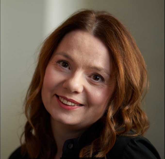 Организаторът на фестивала Лора Чекоратова
