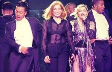 Джесика и Мадона