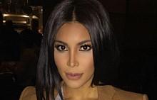 Двойничката на Ким Кардашиян