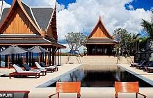 Празничната ваканция на семейството на Брад и Анджелина в Тайланд