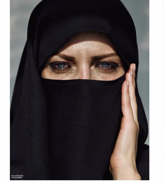 ЖЕРТВА НА ВОЙНАТА Погледнете очите й – не е нужно да...