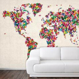 Картата: пътешествието у дома