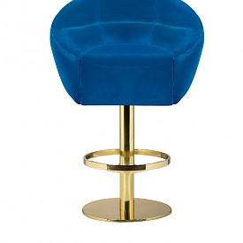 Бар стол Mansfield, вдъхновен от pin-up актрисата Джейн Мансфийлд, от Essential Home (essentialhome.eu)