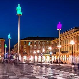 Площад Масена, Ница