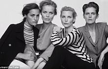 Ясмин, Ева, Надя и Стела