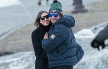 Изглеждат ли Ирина и Брадли като разделена двойка?