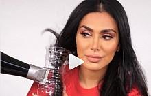 Пластмасова бутилка вместо маша - не само няма да получите желания ефект, но и ще си изгорите ръцете и ще си заплетете косата. А бонусът е, че цялата ви къща ще мирише на изгорена пластмаса.