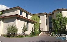 Реновираната къща на Ким и Кание