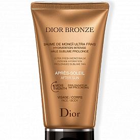 Крем за след слънце, който поддържа тена до 1 месец, DIOR Bronze