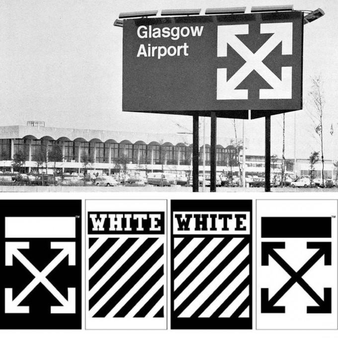 Логото на Off-White - кражба или вдъхновение?