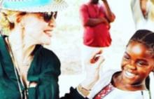 Мадона и Мърси