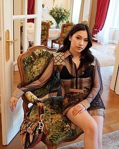 Crazy Rich Asian: Рейчъл Йео