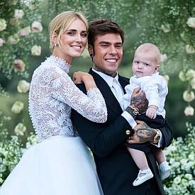 Киара Ферани се омъжи в рокля на Dior Couture