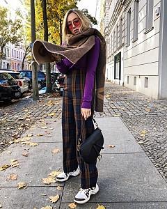 INSTAFOLLOW: Зимен street style oт Берлин