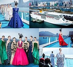 Джесика Мин Ан превръща света в свой моден подиум