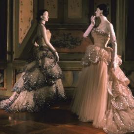 Dior показа как e създадена една от приказните рокли на модната къща