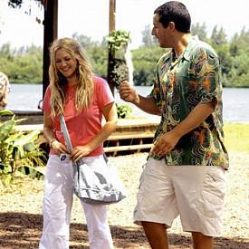 Хенри Рот (Сандлър) се наслаждава на завиден живот в рая на Хаваите, като прекарва нощите с красиви туристки в търсене на красиви моменти, без обвързване… докато среща Люси (Баримор). Той и Люси определено се харесват, но на следващия ден тя се държи сякаш изобщо не го познава. Дали кармата му се е обърнала срещу него или какво? Гледайте тази романтична комедия и ще разберете!