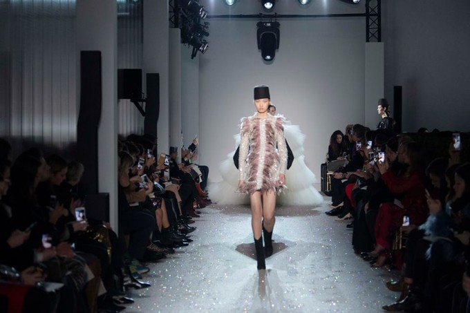 GIVENCHY Haute Couture пролет-лято 2019 г.