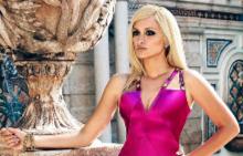 Пенелопе Крус в ролята на Донатела Версаче