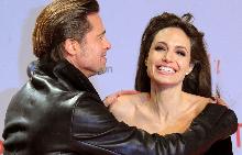 Анджелина Джоли и Брад Пит