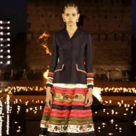 DIOR Cruise 2020 и жаркото очарование на Мароко