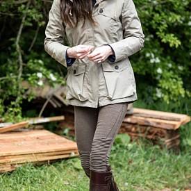 Кейт Мидълтън в дънки  Zara
