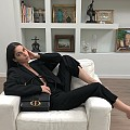 Фиона Занети – италианката с най-стилни визии