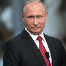 Владимир Путин вдъхнови британски бранд