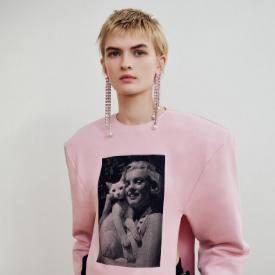 Мерилин Монро вдъхновява Кристофър Кейн за колекцията pre-fall 2019