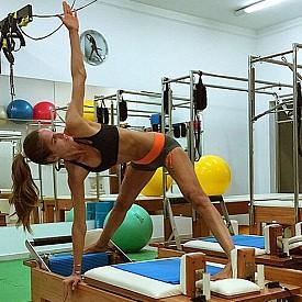 """""""Винаги разтягайте мускулите си - понякога това може да бъде самата тренировка!"""""""
