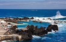 Градчето Порто Мониз, остров Мадейра в Атлантическия океан, Португалия Идеалното място за бягство от градската суета.