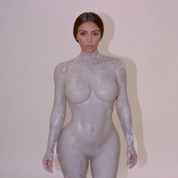 Ким Кардашян ще пуска нов аромат във флакон под формата на тялото си