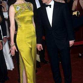 На второ място в класацията застава красивото творение на гениалния Джон Галиано и роклята която прави за актрисата Никол Кидман. Тя получава хонорар от 2 милиона долара, за да носи златистия тоалет на церемонията по връчването на наградите Оскар през 2015 година.