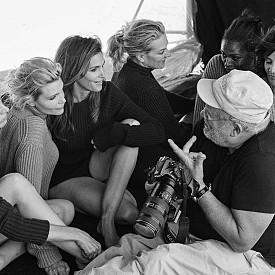 Почина легендарният моден фотограф Питър Линдбърг