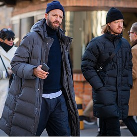 Street Style от флорентинския Pitti Uomo