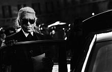 Почина великият дизайнер Карл Лагерфелд