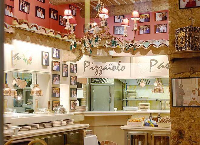 Le Michelangelo, без съмнение, е най-добрият италиански...