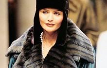 Хелена Кристенсен, Fendi 1995 година