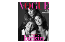 Кланът Бъркин на корицата на новия VOGUE