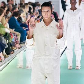 Модел на GUCCI бойкотира шоуто на италианския бранд