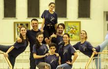 Танцьорите