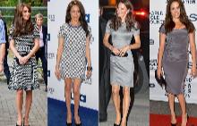Уникално: шест ситуации, в които Кейт Мидълтън и Меган Маркъл са облечени като близначки