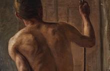 Голото мъжко тяло в изложба